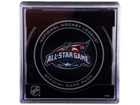 Puk All-Star Game Official Game Puck - Columbus 2015