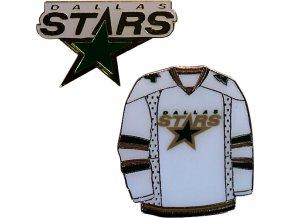 Odznak - Dallas Stars - 2 kusy