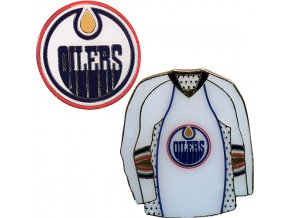 Odznak - Edmonton Oilers - 2 kusy