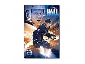Plagát - Edmonton Oilers Taylor Hall