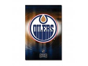 Plagát - Edmonton Oilers Team Logo
