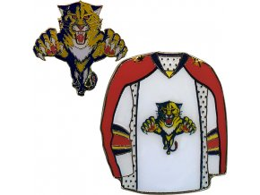 Odznak - Florida Panthers - 2 kusy