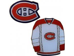 Odznak - Montreal Canadiens - 2 kusy