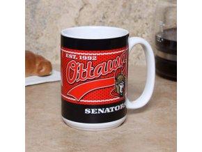 Hrnček Ottawa Senators Ceramic