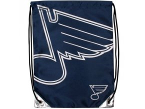 NHL vak St. Louis Blues Metallic Drawstring