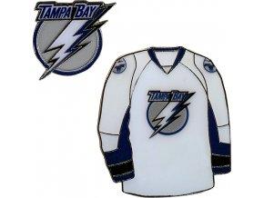 Odznak - Tampa Bay Lightning - 2 kusy