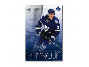 Plagát - Toronto Maple Leafs Dion Phaneuf