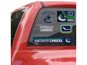 Samolepky - Vancouver Canucks