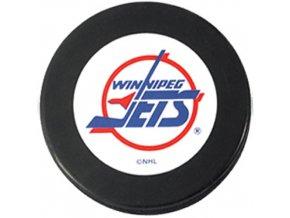 Puk - Vintage Replica - Winnipeg Jets