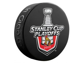 Puk Ottawa Senators 2017 Stanley Cup Playoffs Lock Up