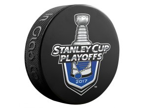 Puk St. Louis Blues 2017 Stanley Cup Playoffs Lock Up