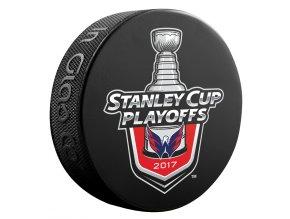 Puk Washington Capitals 2017 Stanley Cup Playoffs Lock Up