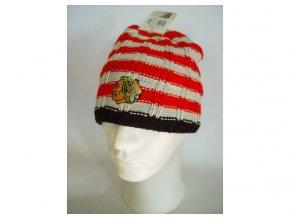 Zimná čiapka - CCM Vintage Uncuffed - Chicago Blackhawks