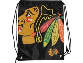 NHL športový vak Chicago Blackhawks Big Logo