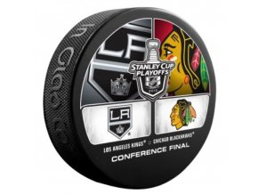 Puk - NHL Stanley Cup 2013 - Western Conference Finals Los Angeles Kings vs Chicago Blackhawks