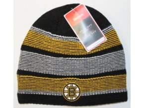 NHL Zimná čiapka Boston Bruins Faceoff Revers