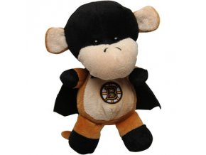 Plyšový superhrdina Boston Bruins - opica