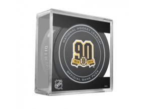 Puk - Boston Bruins 90th anniversary