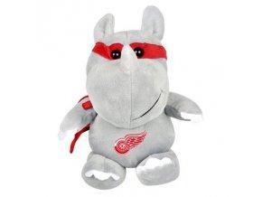 Plyšový superhrdina Detroit Red Wings - Nosorožec