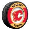 Puk Calgary Flames Retro