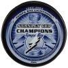 Puk Tampa Bay Lightning 2004 Stanley Cup Champions