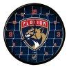 Nástenné Hodiny Florida Panthers Team Net Clock