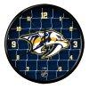 Nástenné Hodiny Nashville Predators Team Net Clock