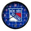 Nástenné Hodiny New York Rangers Team Net Clock