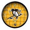 Nástenné Hodiny Pittsburgh Penguins Team Net Clock