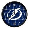 Nástenné Hodiny Tampa Bay Lightning Team Net Clock