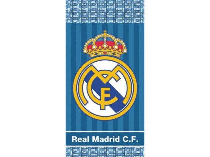 Osuška Real Madrid FC Blue Stripes