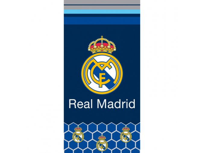 Osuška Real Madrid FC Hexagons
