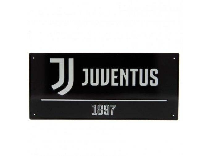 Cedule Juventus FC Název Ulice bk