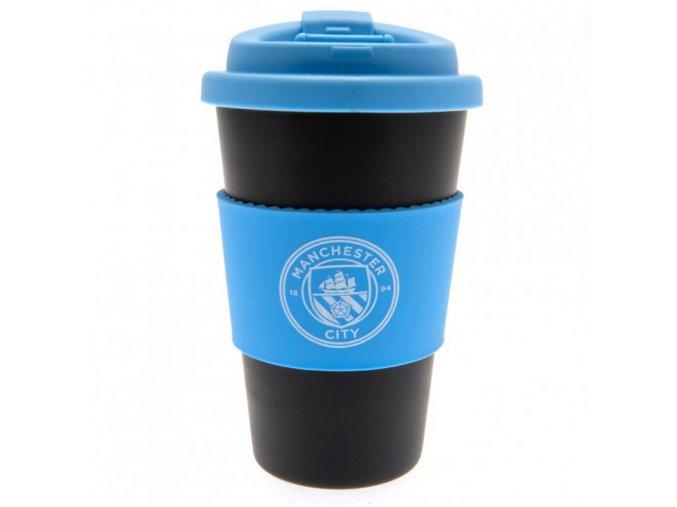 Cestovní Hrnek Manchester City FC Grip