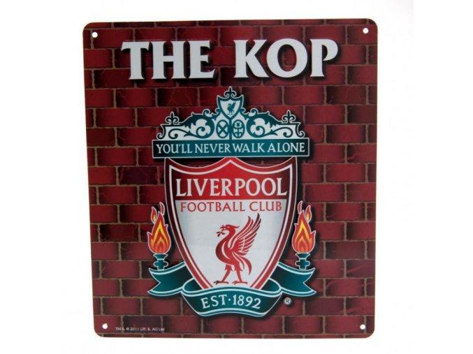 Cedule Liverpool FC The Kop