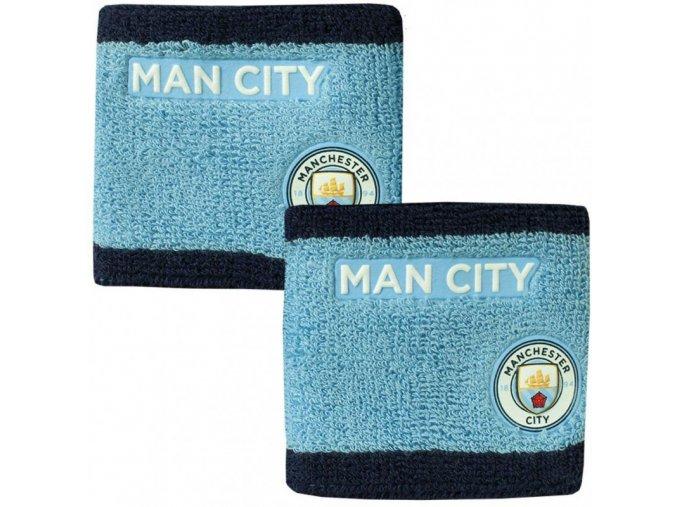 Potítko Manchester City FC 2 kusy