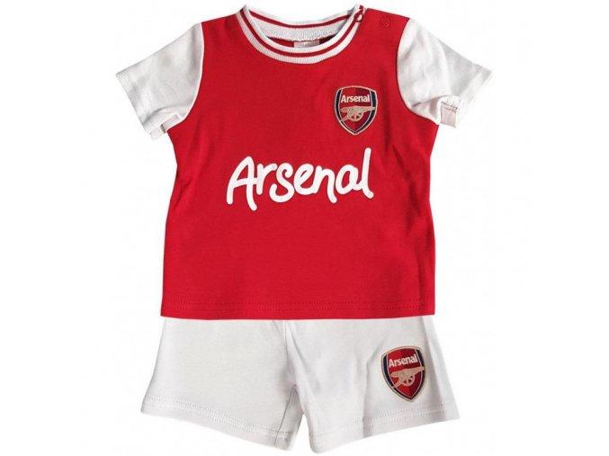 Tričko a Šortky Arsenal FC Souprava 9/12 měsíců rt