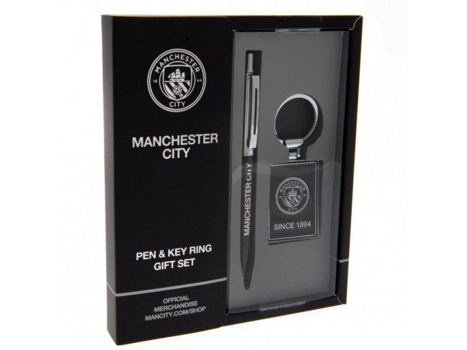 Propiska a Přívěšek Manchester City FC Sada