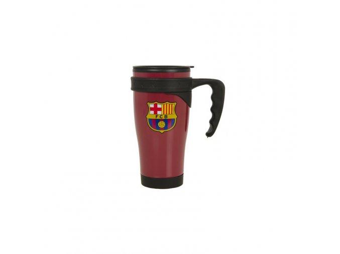 Cestovní Hrnek Barcelona FC Aluminiový cl