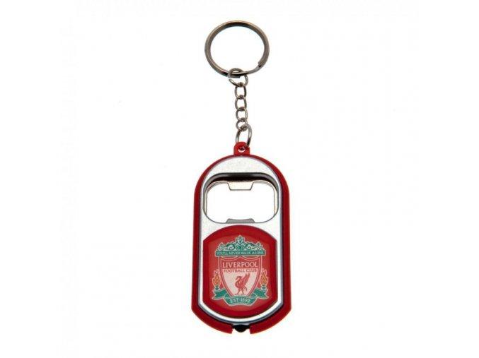 Přívěšek Liverpool FC Otvírák s Baterkou