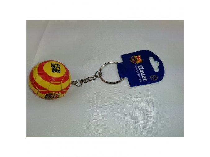 Přívěšek Barcelona FC Míč yl