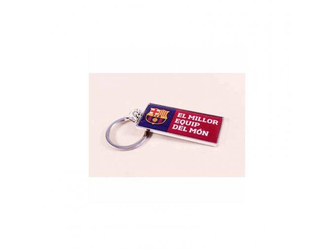Přívěšek Barcelona FC Cedule