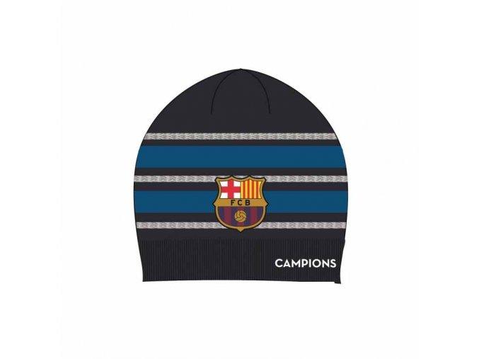 Čepice Barcelona FC Dětská 52cm db