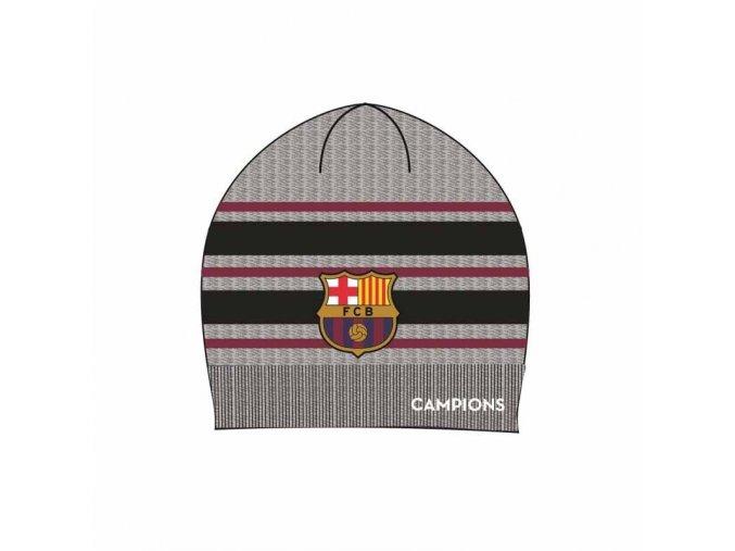 Čepice Barcelona FC Dětská 54cm gr