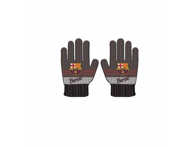 Rukavice Barcelona FC Dětské br