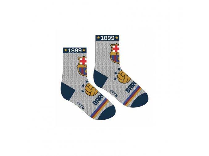 Ponožky Barcelona FC dětské gr 27-30