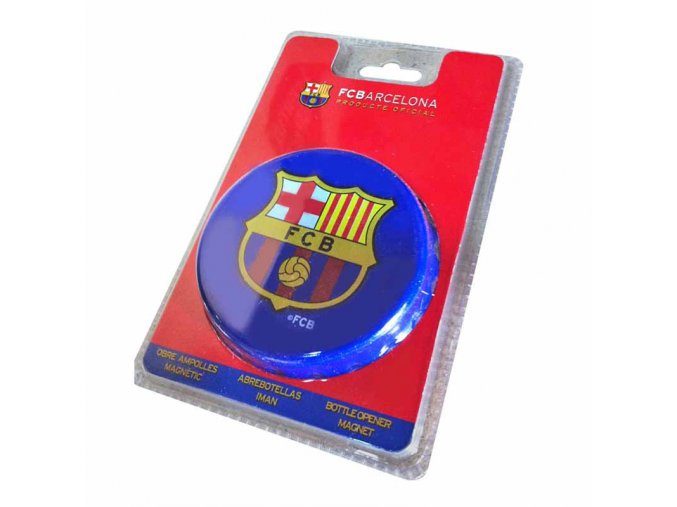 Magnet Barcelona FC Otvírák Vršek bl