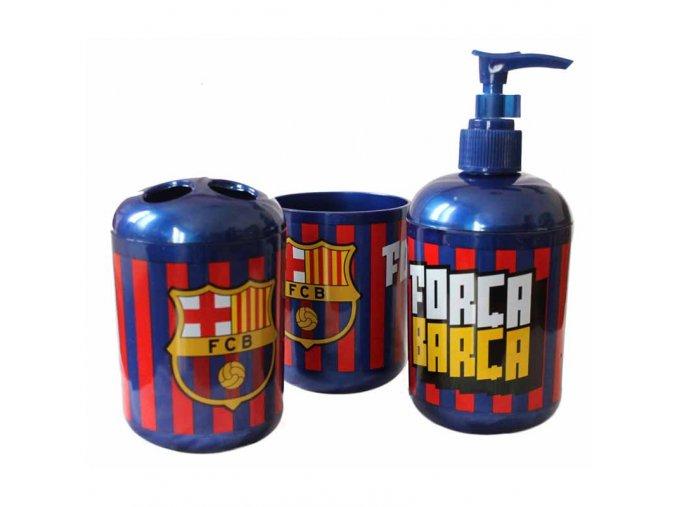 Koupelnová Sada Barcelona FC