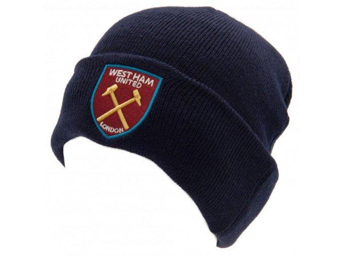 Čepice West Ham United FC tu