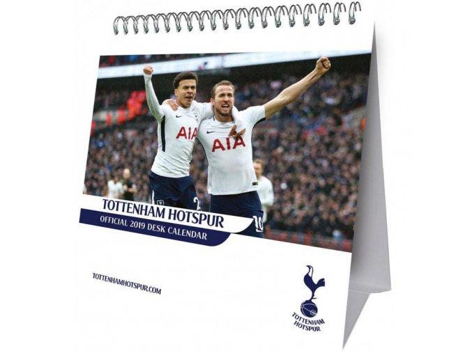 Kalendář Tottenham Hotspur FC 2019